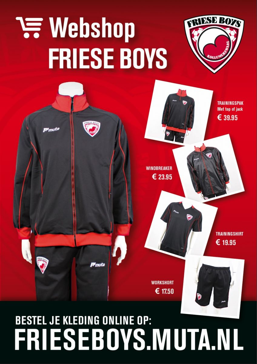 Webshop Friese Boys