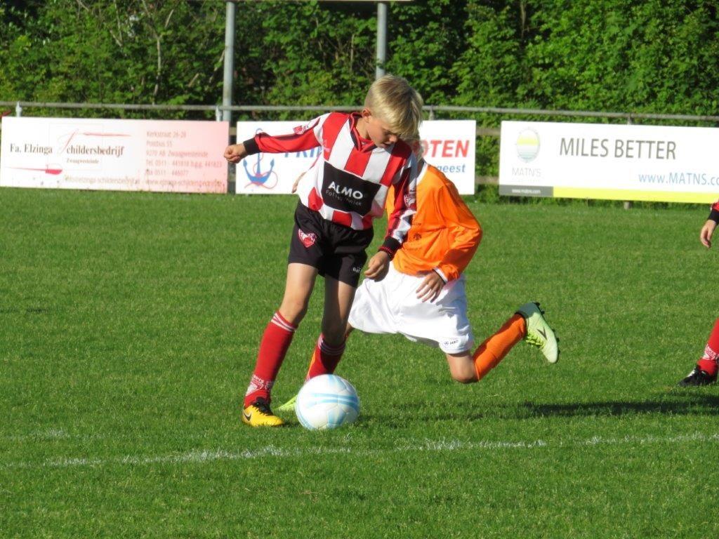 Verslag Friese Boys JO11-3 tegen Kollum JO11-3