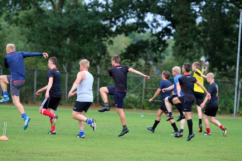 Friese Boys begonnen met seizoen 2018/2019