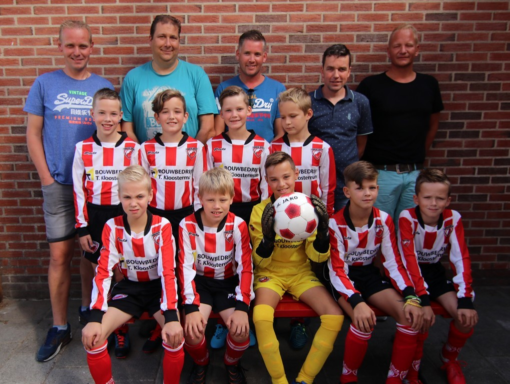 Friese Boys JO11 2019-2020