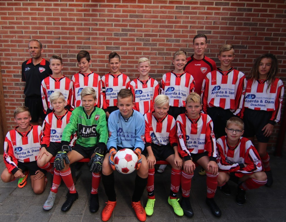 Friese Boys JO14 2019-2020