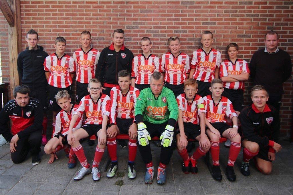 Friese Boys JO15 2019-2020
