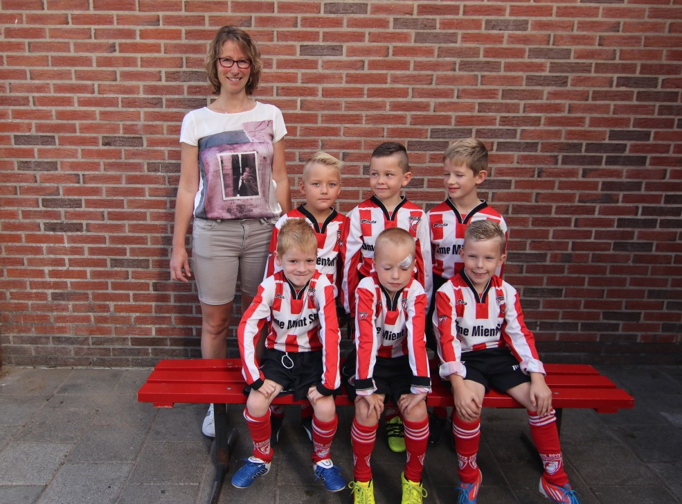 Friese Boys JO7 2019-2020