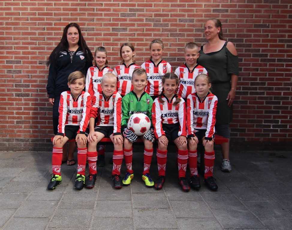 Friese Boys JO9 2019-2020