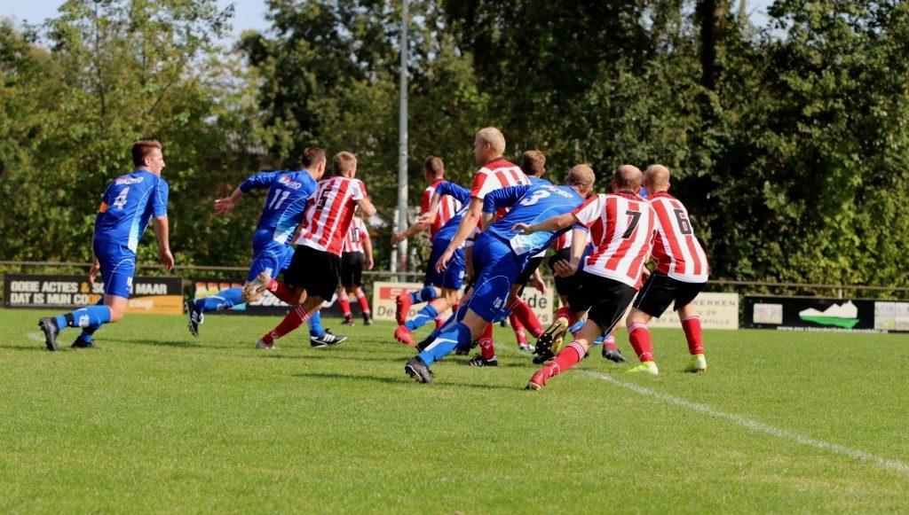 Verslag Friese Boys 1 – Twijzel 1 zaterdag 14 september 2019