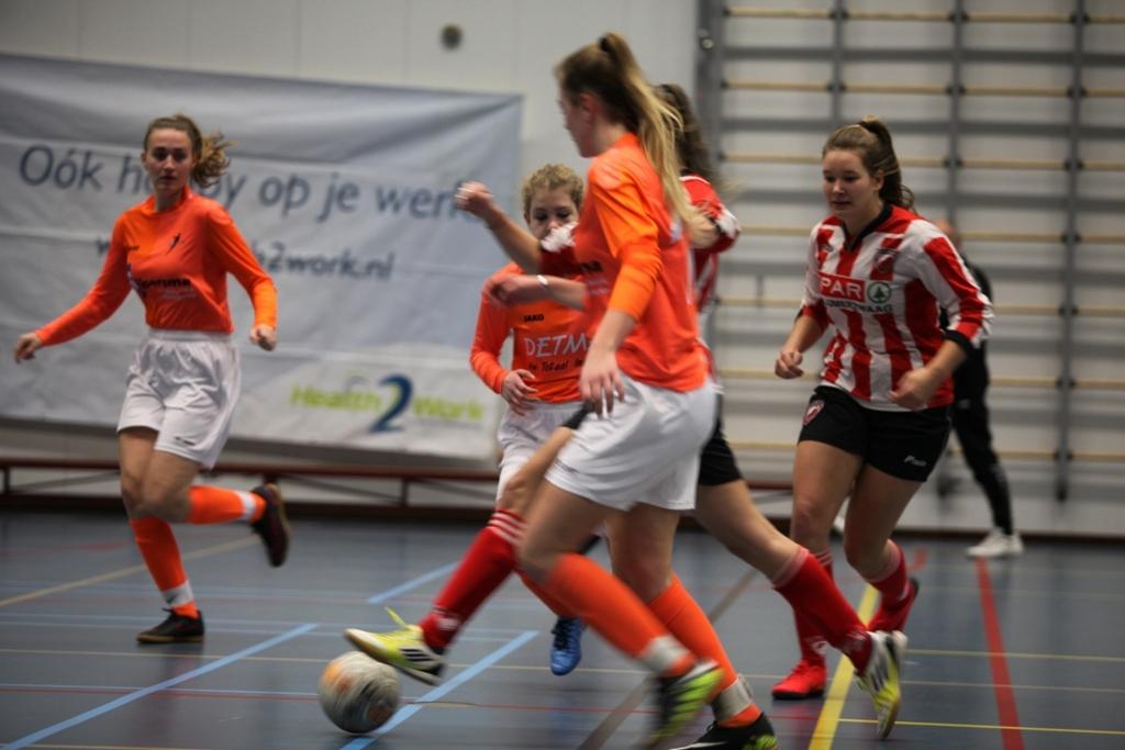 FVVK toernooi 18 januari 2020 voor meisjes