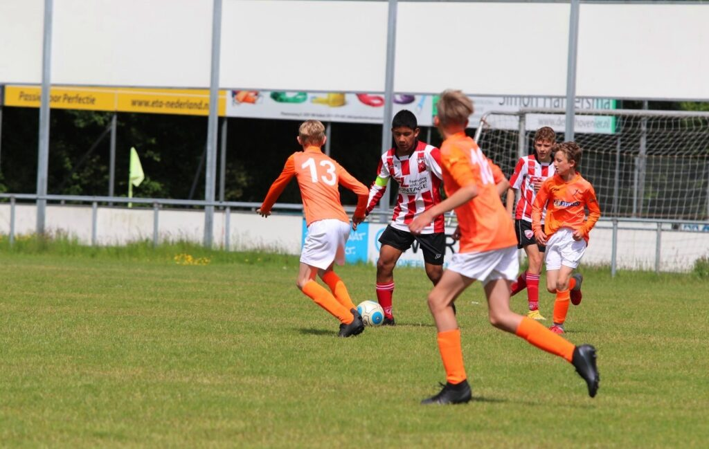 Verslag Friese Boys JO13 Regiocup 12 juni 2021