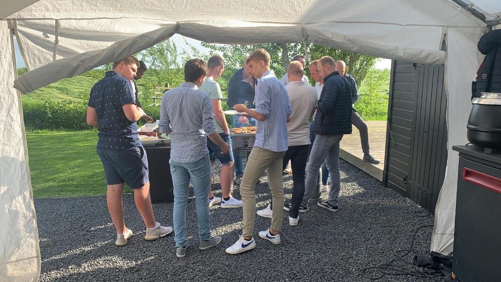 Afsluiting seizoen 2020-2021 Friese Boys 1