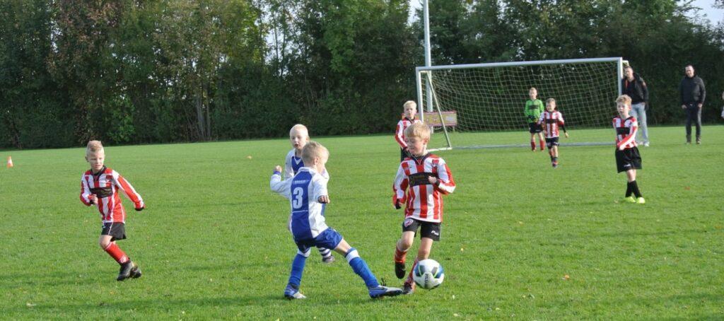 Verslag Friese Boys JO9-2 zaterdag 23-10-2021
